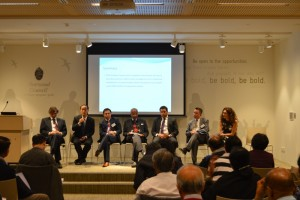 Panel discussion at GP Workshop